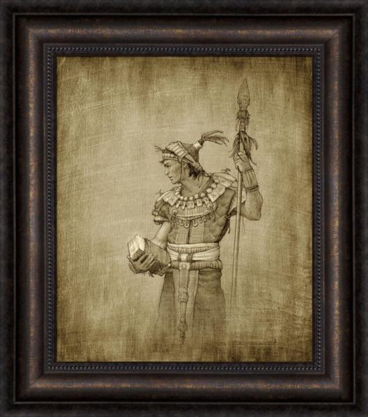 Mormon Prophet Warrior